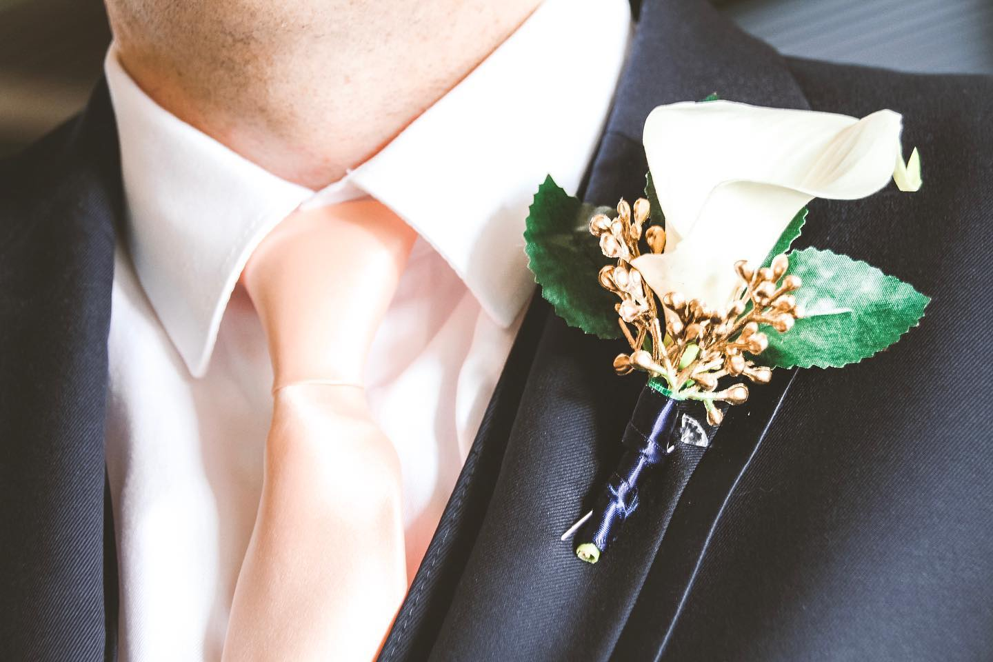 Wedding Boutonnierre