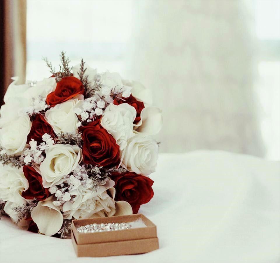 Christmas Wedding Bouquet 2