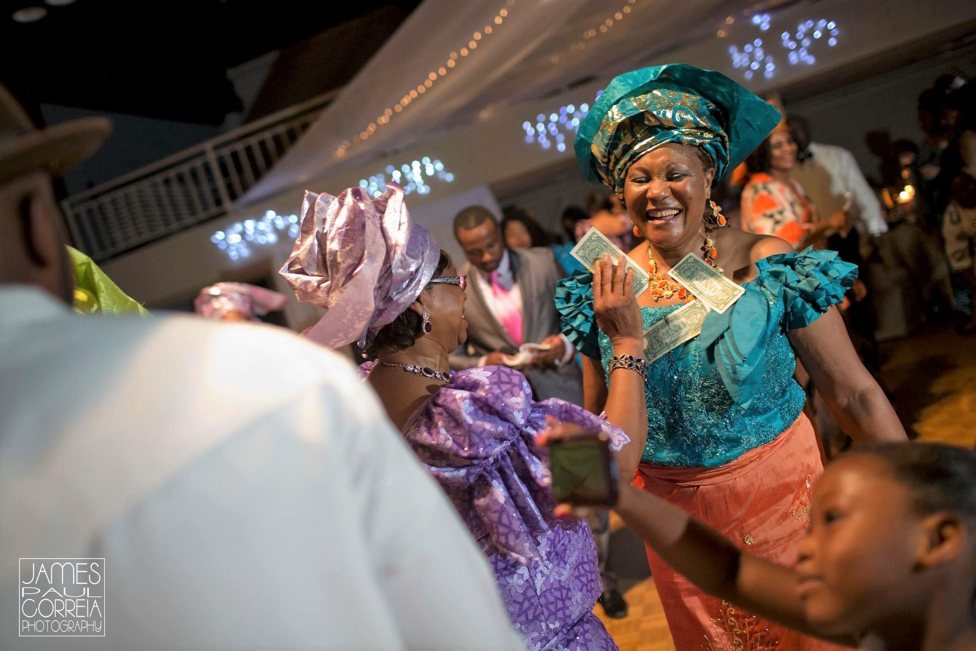 Wedding Reception Traditional Dances